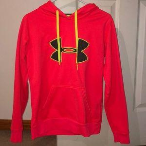 Other - Bright Under Armour sweatshirt